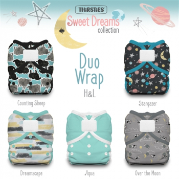 5er-Set Thirsties Duo Wrap Grösse 1
