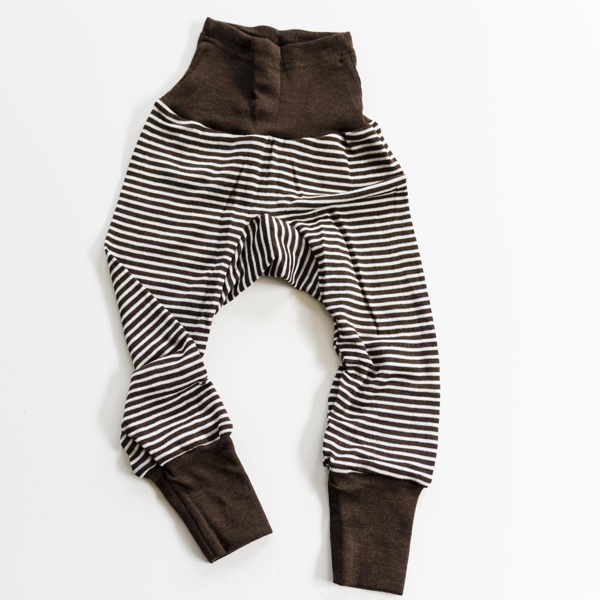Outlet zum Verkauf beste Qualität Offizielle Website Cosilana Wolle-Seide-Leggins / Unterhose OHNE Umschlagbündchen